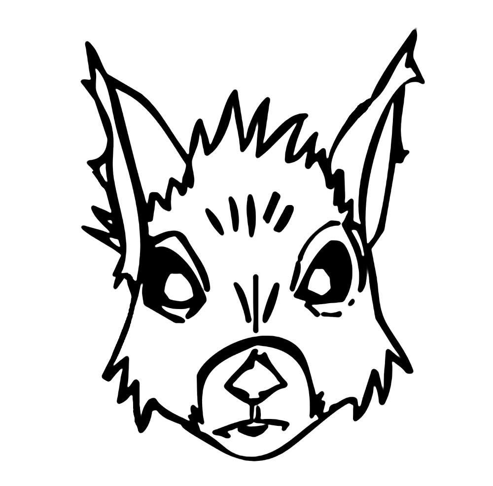 Coloriage Écureuil #97 (Animaux) - Coloriages à imprimer