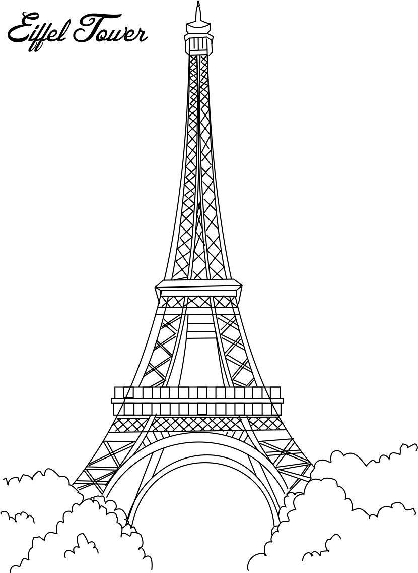 Coloriage Gratte-ciel #65791 (Bâtiments et Architecture ...