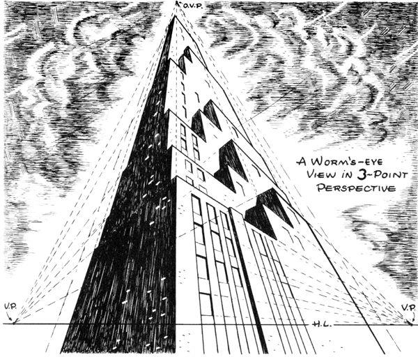 Coloriage Gratte-ciel #65946 (Bâtiments et Architecture ...