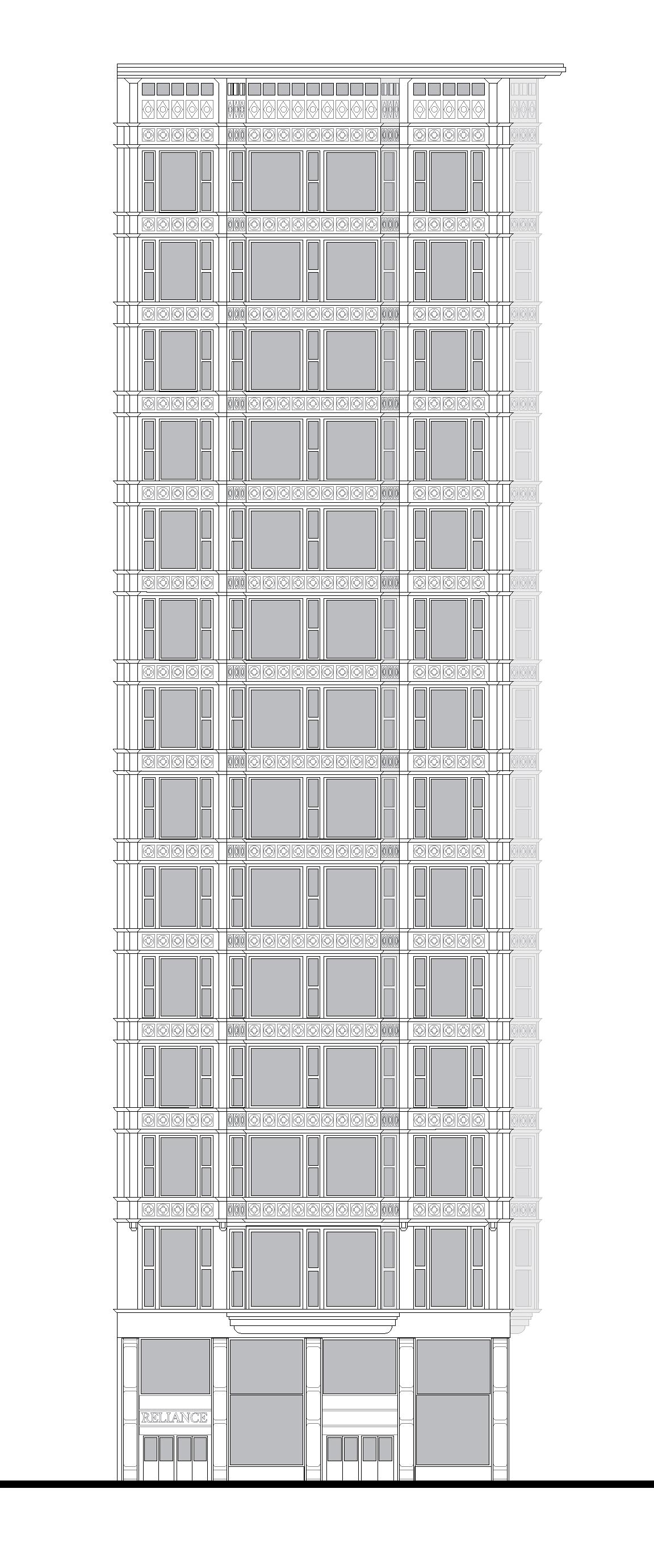 Coloriage Gratte-ciel #65948 (Bâtiments et Architecture ...