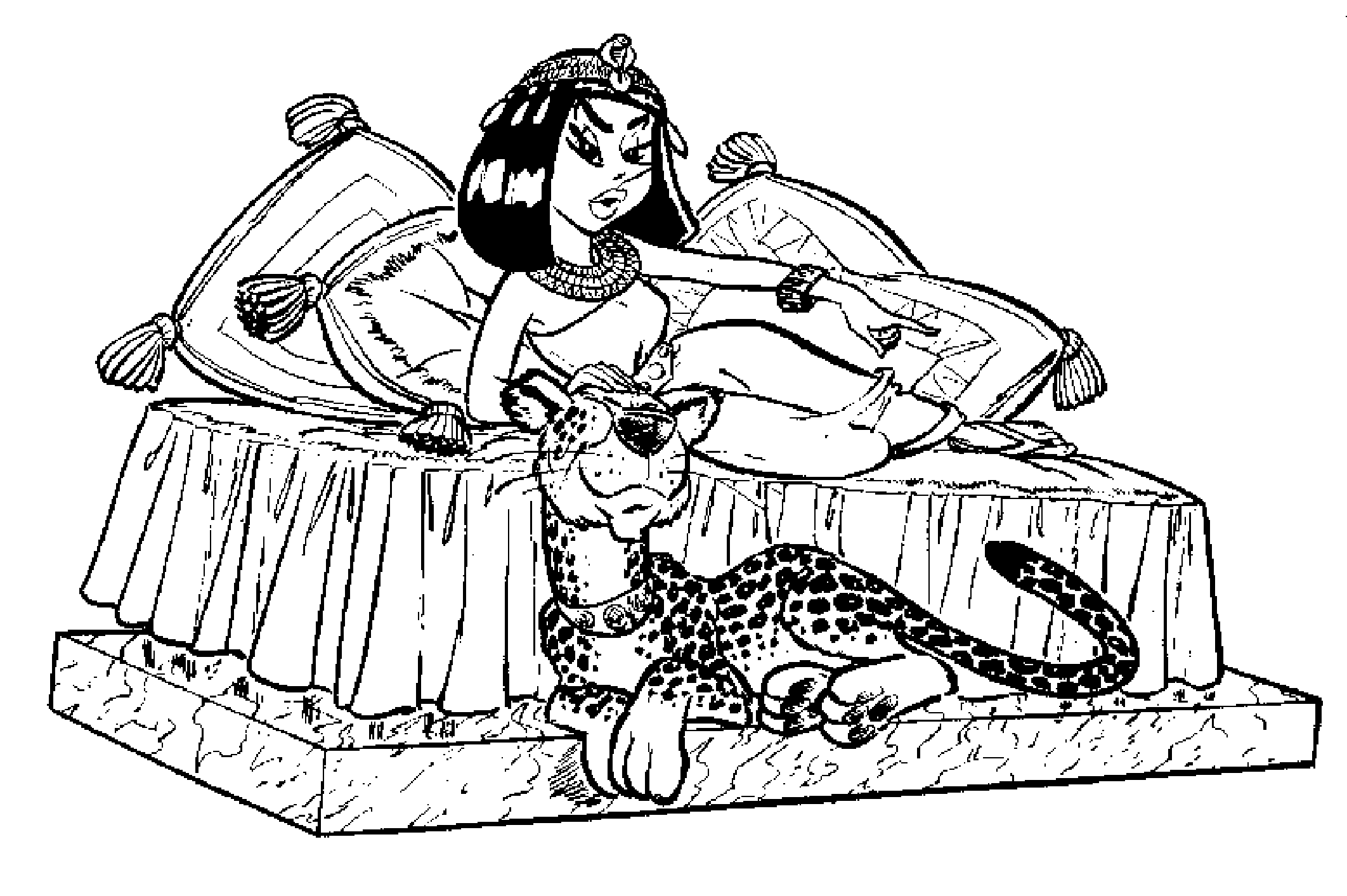 Coloriage Asterix et Obelix #24380 (Dessins Animés) - Album de coloriages