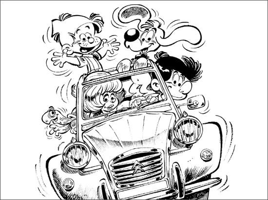 Coloriage Boule et Bill #25386 (Dessins Animés) - Album de ...