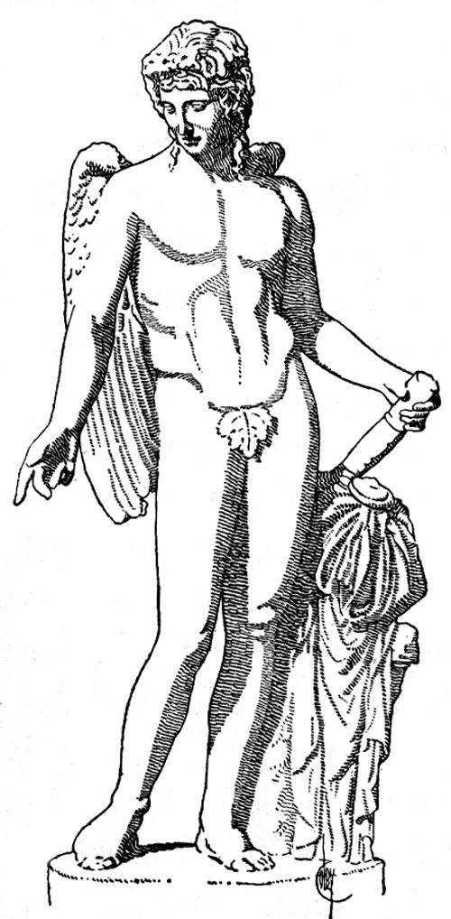 Coloriage Mythologie Grecque #109622 (Dieux et Déesses ...