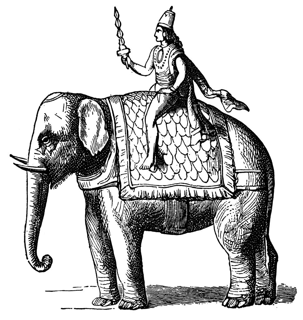 Coloriage Mythologie Hindou #109343 (Dieux et Déesses ...