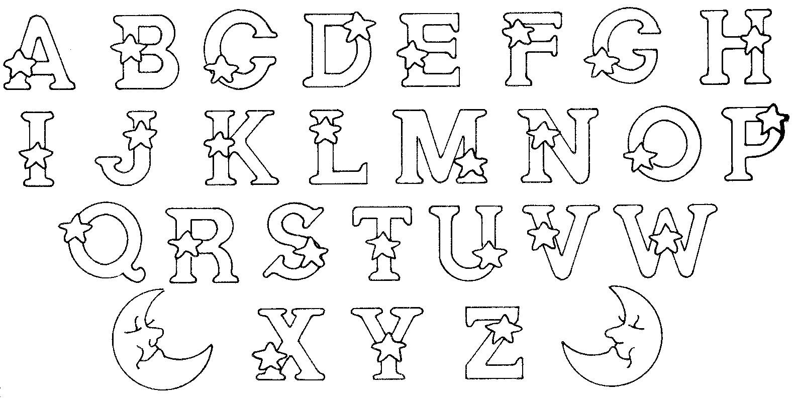 Coloriages Alphabet (Éducatifs) - Page 7 - Album de coloriages