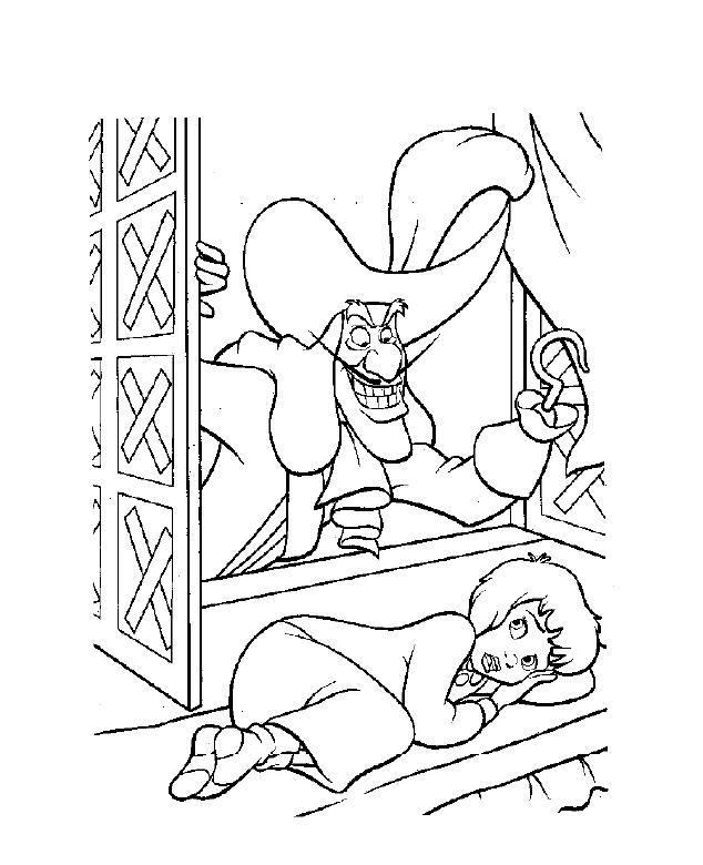 Coloriage Peter Pan #129120 (Films d'animation) - Album de ...