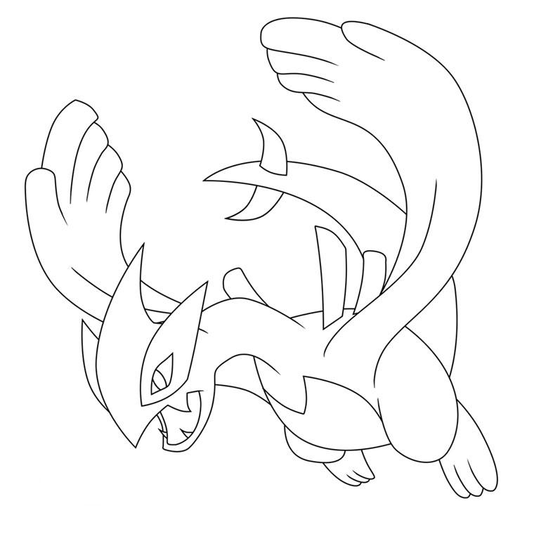 Coloriage Pokemon Go 154130 Jeux Videos Album De Coloriages