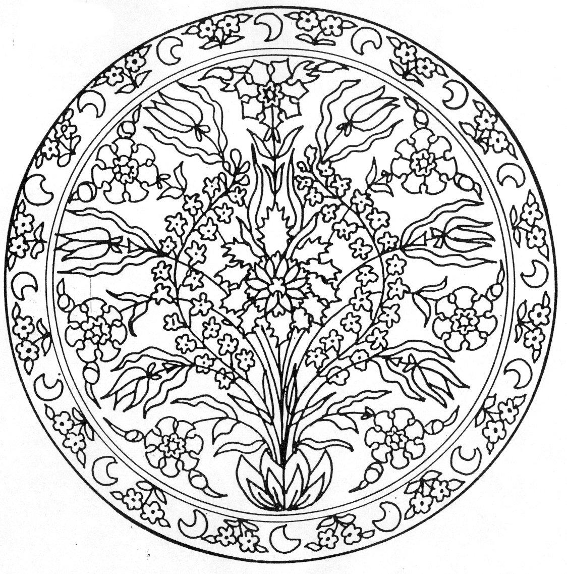 Coloriages Mandalas Animaux Mandalas Album De Coloriages