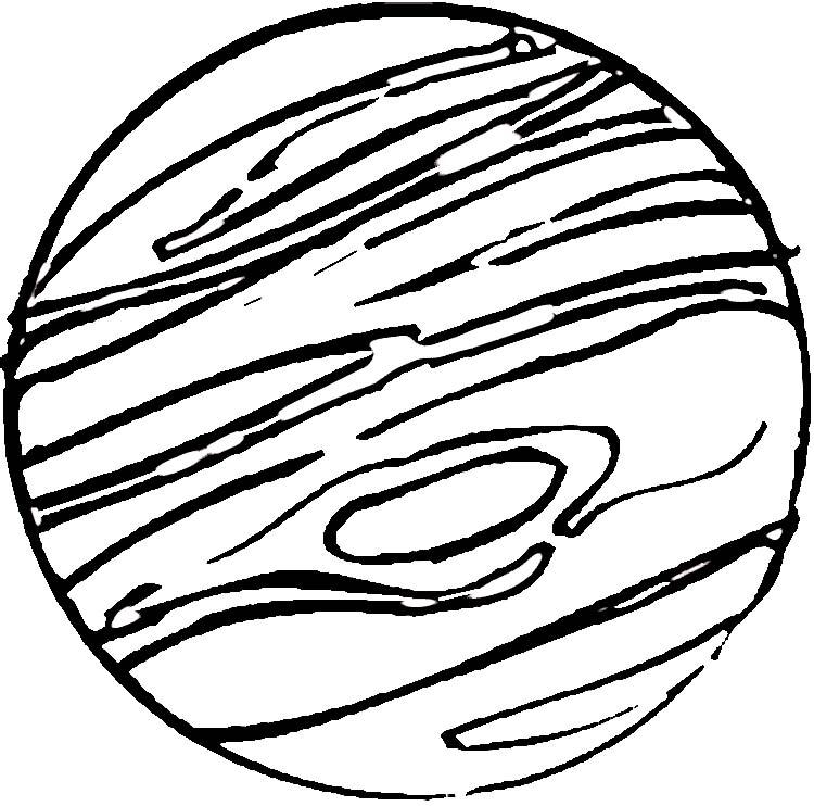 Coloriage Planète #157653 (Nature) - Album de coloriages