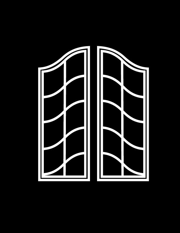 Coloriage Fenêtre #14 (Objets) - Coloriages à imprimer