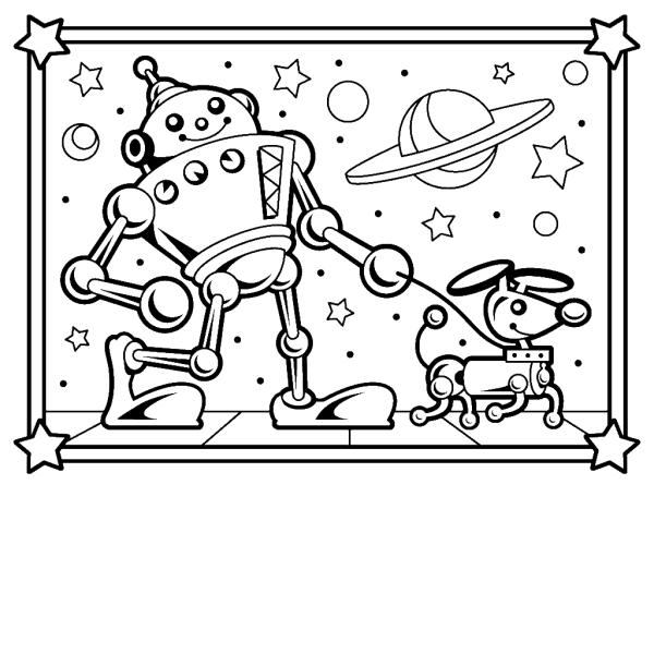 Coloriage Extraterrestre #94625 (Personnages) - Album de ...