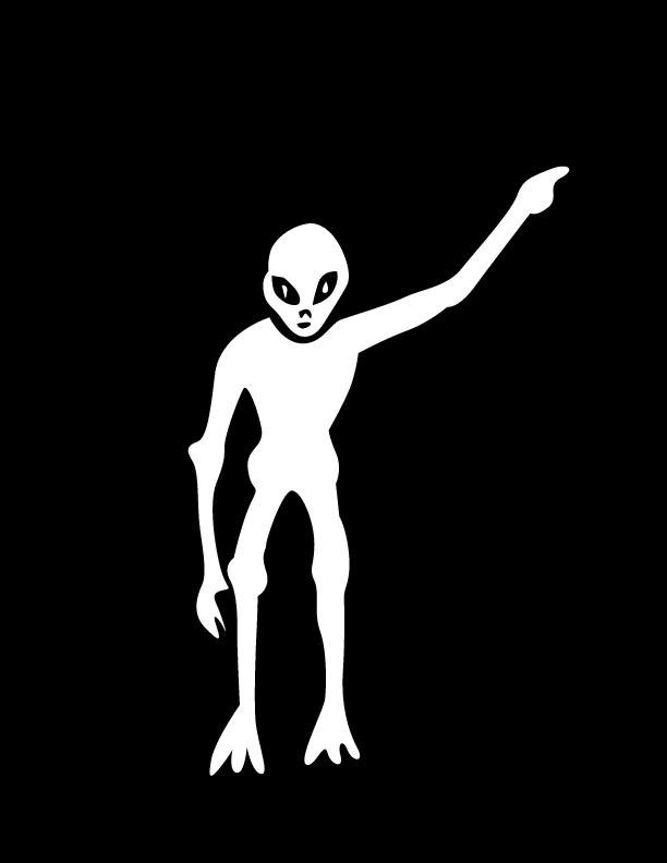 Coloriage Extraterrestre #94697 (Personnages) - Album de ...
