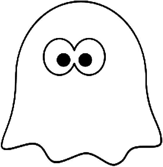 Coloriages Fantôme (Personnages) - Coloriages à imprimer