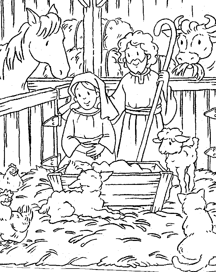 Coloriage Jesus #99075 (Personnages) - Album de coloriages