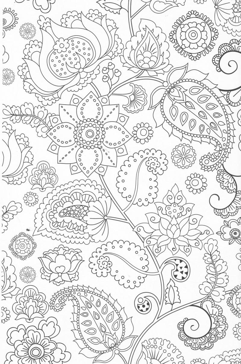 Coloriage Anti-stress #126769 (Relaxation) - Album de coloriages