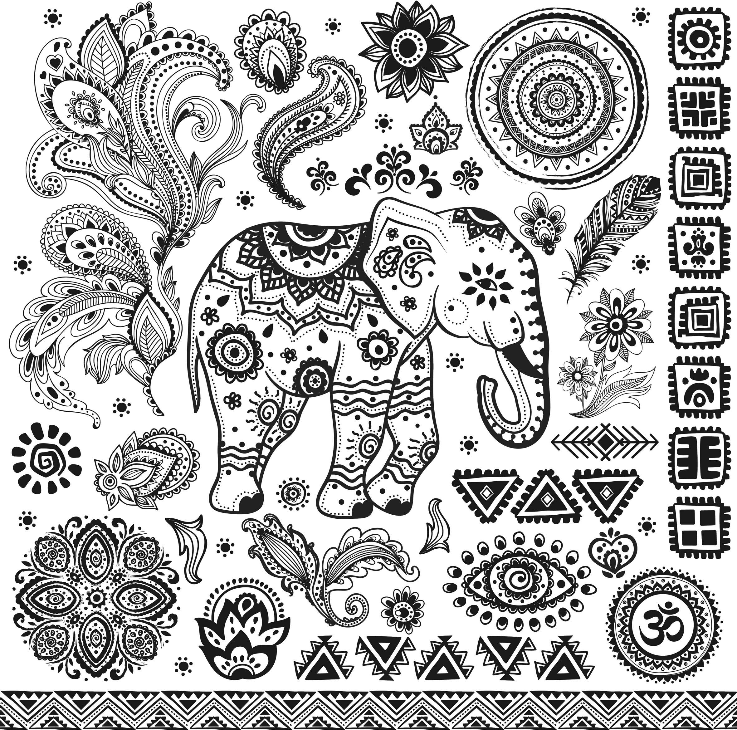 Coloriage Anti-stress #126821 (Relaxation) - Album de coloriages