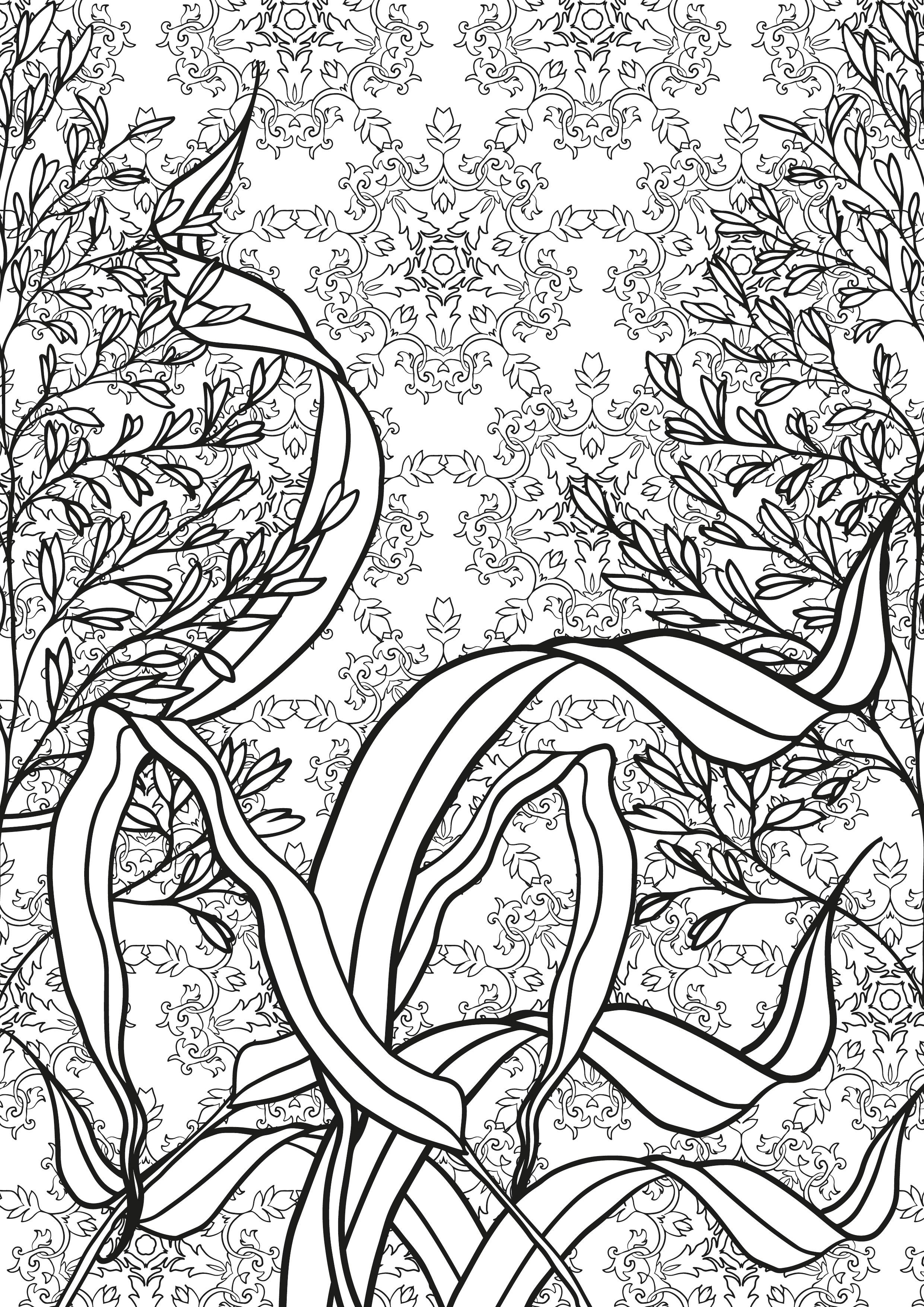 Coloriage Anti-stress #126875 (Relaxation) - Album de coloriages