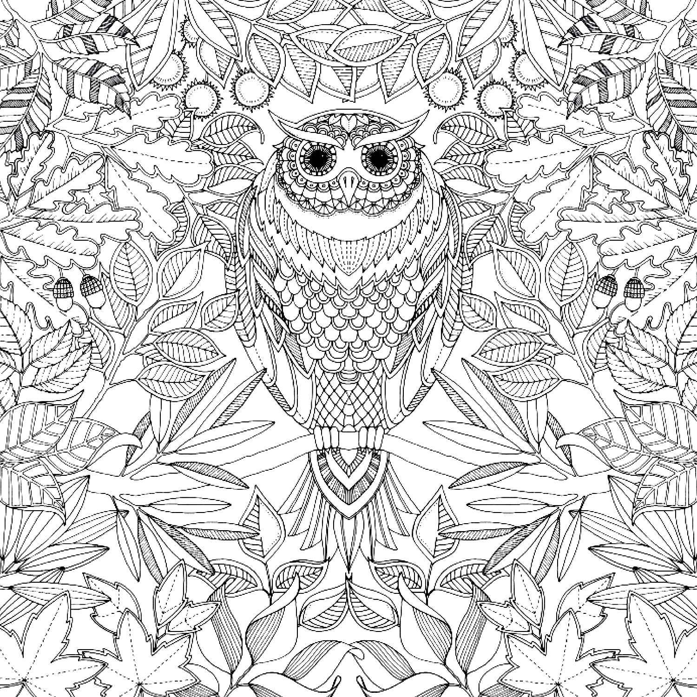 Coloriage Art Thérapie #23089 (Relaxation) - Album de ...