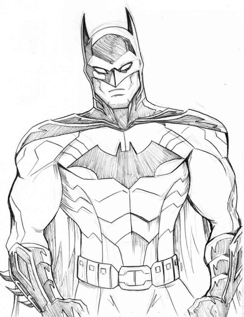 Coloriages Batman Super Heros Album De Coloriages