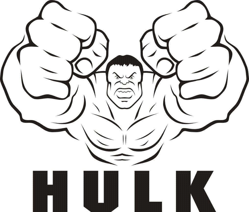 Coloriages Hulk Super Heros Album De Coloriages