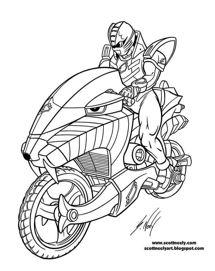 Coloriage Power Rangers #50025 (Super-héros) - Album de ...