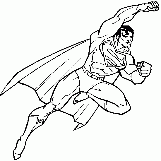 Coloriage Super Heros Dc Comics 80114 Super Heros Album De Coloriages