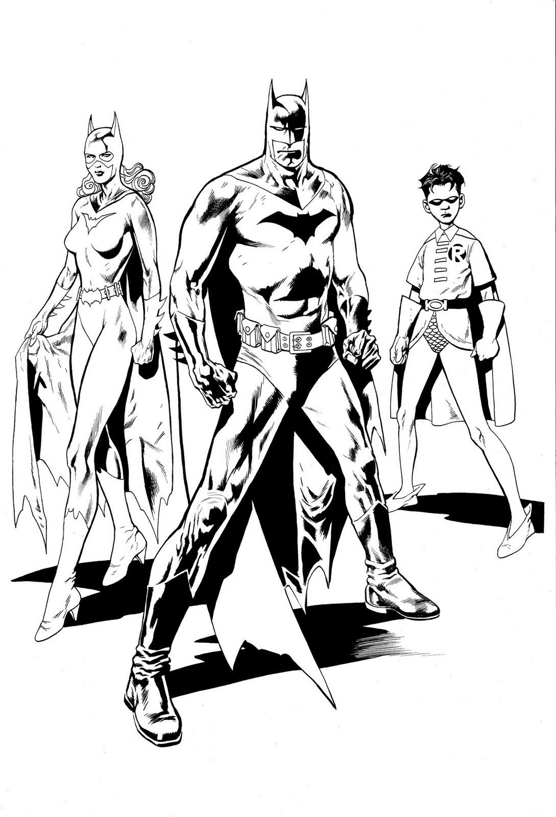 Coloriage Super Héros Marvel #79709 (Super-héros) - Album ...