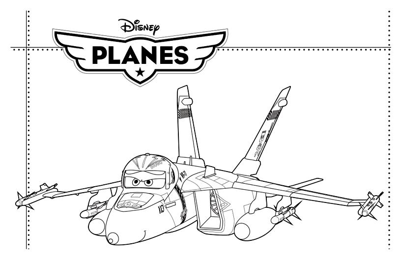 Coloriage Avion militaires #141113 (Transport) - Album de ...
