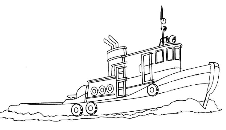 Coloriage Bateau / Navire #137569 (Transport) - Album de ...