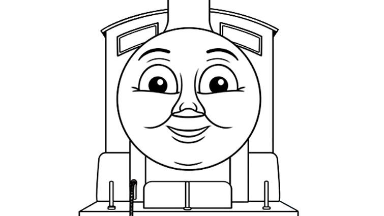 Coloriage Train / Locomotive #135136 (Transport) - Album ...