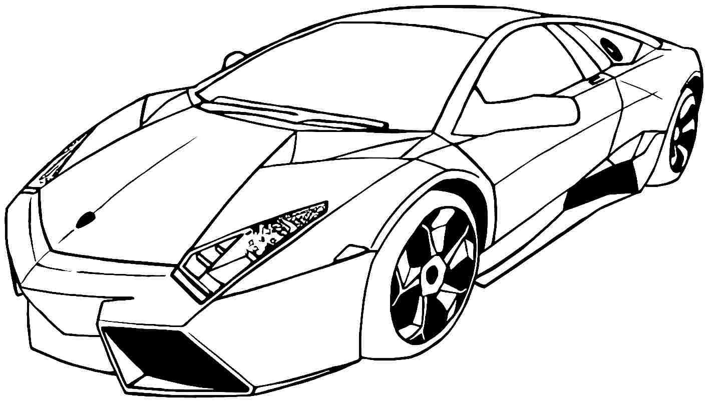 Coloriages Voiture sport / tuning (Transport) - Album de ...