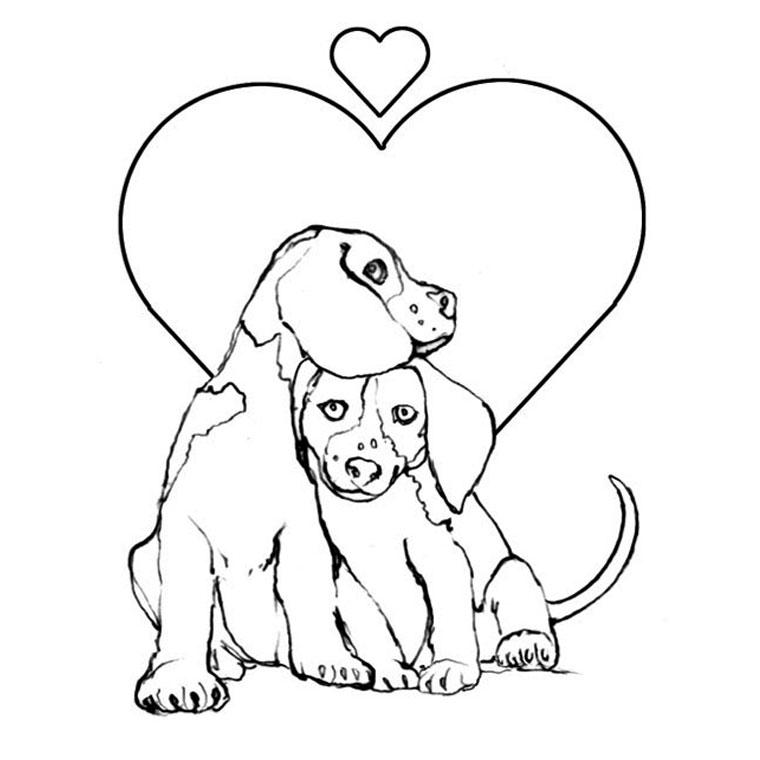 coloriage chien 24png 4166 - Coloriage Chien